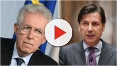 Mario Monti si scaglia contro il Presidente del Consiglio Giuseppe Conte