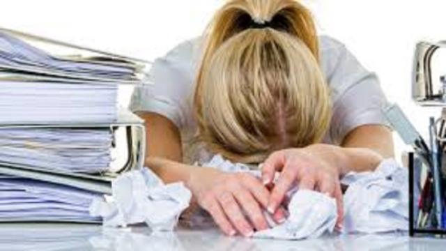 L'OMS reconnait le burn-out comme un syndrome lié au travail