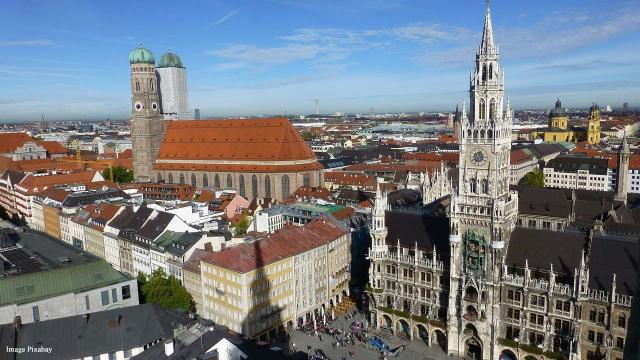 Visit these 5 unusual locations in Munich, Germany