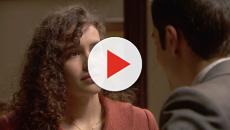 Il Segreto, anticipazioni spagnole: Lola fa perdere la testa a Prudencio
