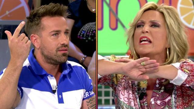 Rafa Mora reveló que Lydia Lozano irá a la boda de Belén Esteban en pantalón