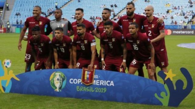 Si puntúa contra Bolivia, la Vinotinto venezolana tiene posibilidades en la Copa América