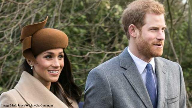 Prince Harry and Meghan Markle pursue different charity work to Prince William and Kate