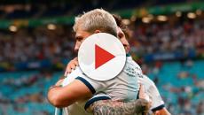 Copa America: Argentina-Qatar 2-0, Lautaro ed Aguero portano l'Albiceleste ai quarti