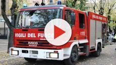 Reggio Calabria, donna si getta nel vuoto ma viene salvata dai Vigili del Fuoco