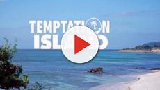 Temptation Island, Bisciglia su Jessica e Andrea: 'la loro storia è molto bella'