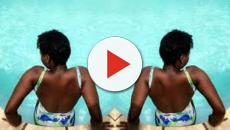 La Pool Party acte 2 invite Ariel Sheney