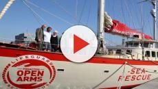 Open Arms a Salvini: 'Continueremo a fare quello che fa Sea Watch'