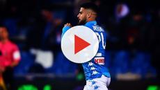 Napoli, Lorenzo Insigne sarebbe nel mirino dell'Atletico Madrid
