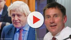 British Prime Minister race down to Boris Johnson and Jeremy Hunt