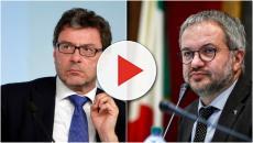 Mini-bot, polemiche tra Giorgetti e Claudio Borghi