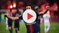Edinson Cavani resterait au PSG pour la saison prochaine
