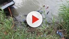 Se ahogan un padre y su hija en el río Bravo para vergüenza de Donald Trump