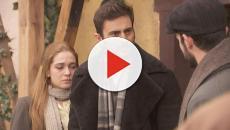 Il Segreto, anticipazioni: Julieta costretta a lasciare Puente Viejo con Saul