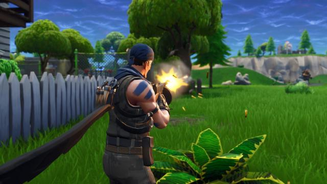 Pump Shotgun has returned to 'Fortnite Battle Royale'