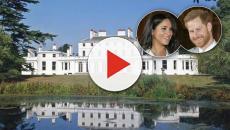 Las reformas en la casa de los duques de Sussex han resultado ser de las más baratas