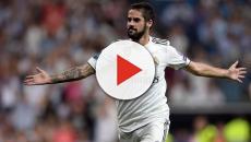 Il centrocampista Isco lascia il Real Madrid