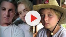 Luciano Huck e Angelica gravam vídeo agradecendo apoio dos fãs
