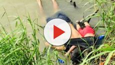 Messico: fa il giro del mondo la foto del padre e sua figlia annegati al confine