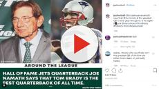 Hall of Famers proclaim Tom Brady as the GOAT