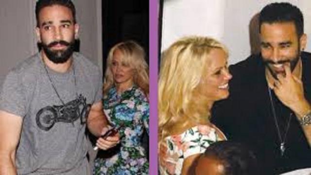Adil Rami répond à Pamela Anderson