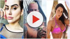 5 famosos que postaram nudes nas redes sociais
