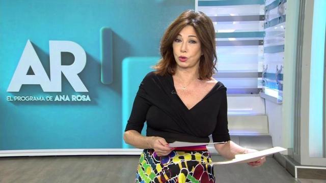 La víctima de 'La Manada' envia una carta al programa de Ana Rosa Quintana