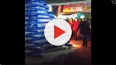Prefeito de Osasco fica ferido após explosão de fogueira de festa junina