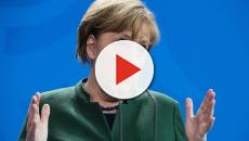 Angela Merkel talks about her tremors, says she's recovering