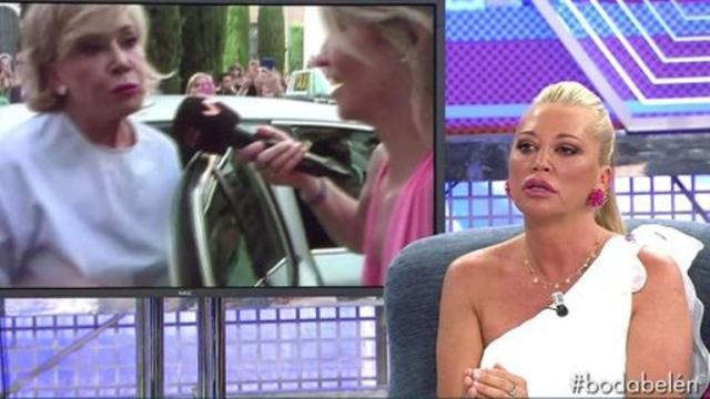 Que Mila Ximénez dijera que su boda no le importaba, ha sido doloroso para Belén Esteban