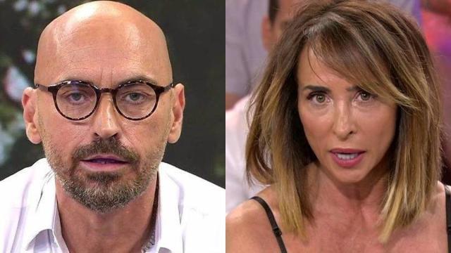 Diego Arrabal acusa a María Patiño de 'mentirosa compulsiva'