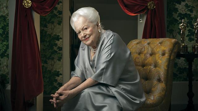 La gran actriz Olivia de Havilland cumple 103 años llena de vitalidad