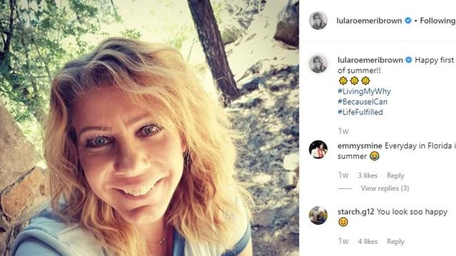'Sister Wives': Beware, scammers use celebrity names on social media, says Meri Brown