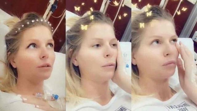 Jessica Thivenin enceinte de 5 mois, elle est hospitalisée d'urgence