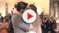 Silvio Santos rouba a cena em casamento da filha com câmera digital