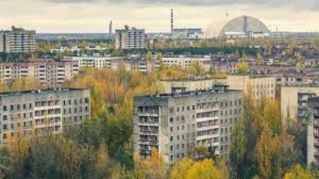 Tchernobyl : Quand la nature reprend ses droits