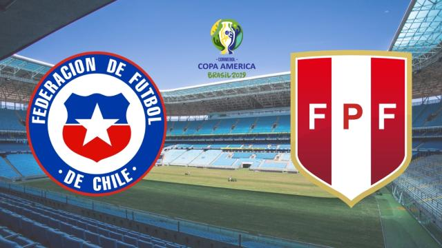 Chile x Peru: transmissão ao vivo na TV fechada às 21h30 desta quarta-feira (3)