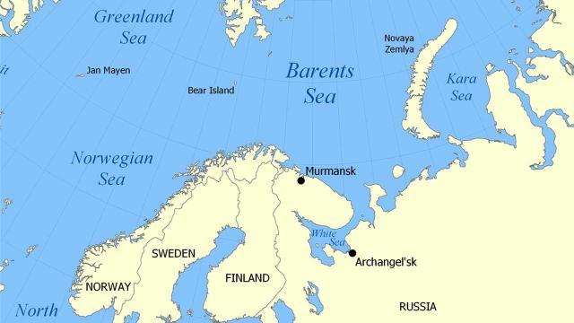 Russia, mare di Barents: morti 14 marinai in un sottomarino