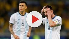 La AFA reclama a la Conmebol por actuación del árbitro en el Brasil - Argentina