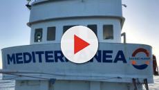 La Ong Mediterranea chiede alle autorità italiane lo sbarco immediato di 54 migranti