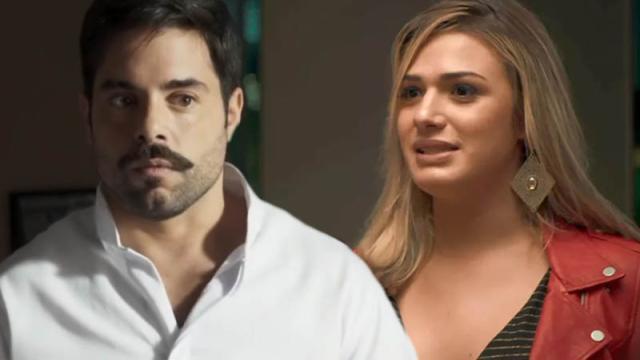 Pedro Carvalho fala sobre sintonia com a atriz Glamour Garcia em 'A Dona do Pedaço'