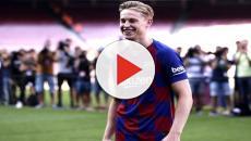 Frenkie De Jong es presentado oficialmente como jugador del Barça