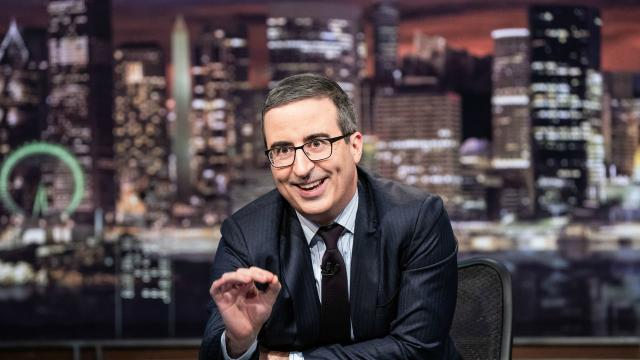 Amazon hits back after John Oliver criticizes its working conditions