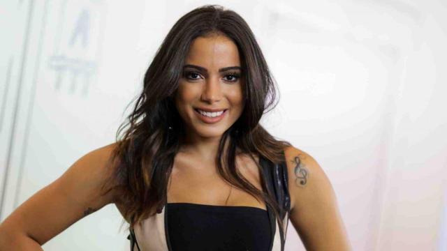Anitta fala sobre empreendedorismo em evento em São paulo