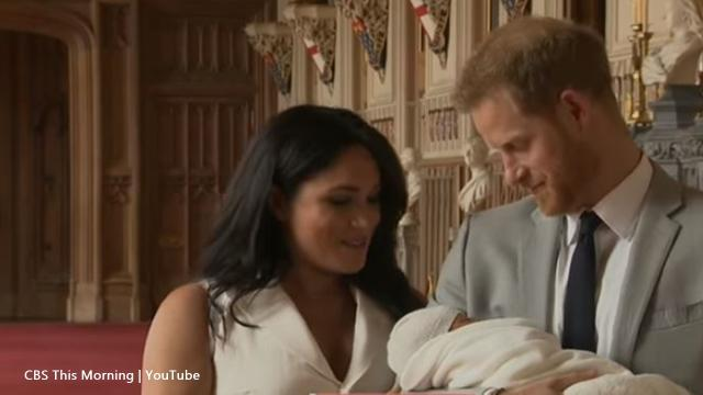 Meghan Markle and Prince Harry decide on private christening for Archie