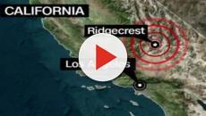 California, forte terremoto di magniudo 7,1: ci sarebbero feriti e molti danni