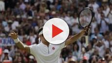Federer en huitièmes de finale de Wimbledon avec un nouveau record