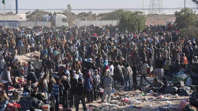La Libia è in difficoltà per la guerra civile