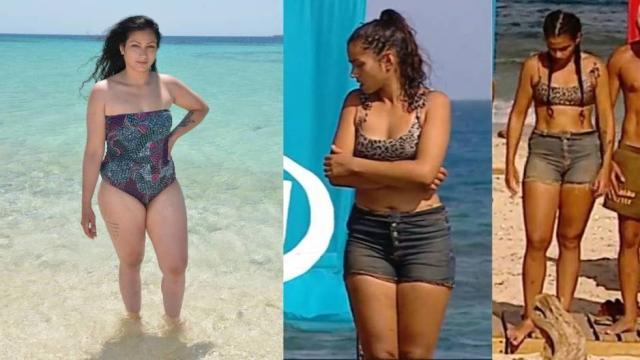El poco peso que ha perdido Dakota en 'Supervivientes' causa extrañeza en los medios