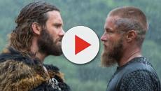 Clive Standen divulgou um vídeo mostrando os bastidores de 'Vikings'